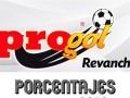 Porcentajes de Venta Progol Media Semana del concurso 516 – Partidos del Martes 19 al Jueves 21 de Enero del 2021
